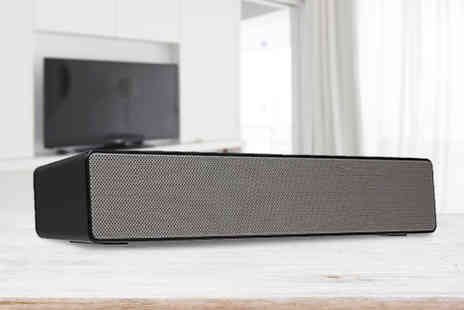 Magic Trend - Rechargeable wireless Bluetooth soundbar - Save 0%