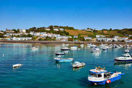 Weekender Breaks - Two nights Jersey Island break with breakfast and return flights - Save 28%