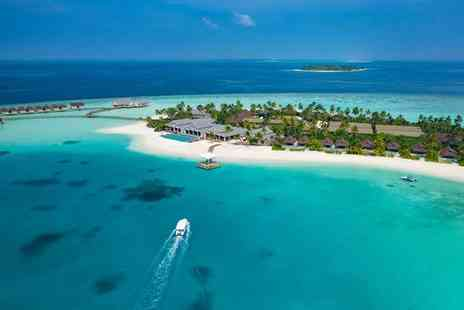 The Standard Huruvalhi Maldives - Five Star Blissful Stay on Tranquil Island in Stunning Overwater Villa - Save 0%