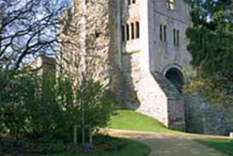 Newark Castle and Gardens - Family Ticket for Guided Tour of Newark Castle - Save 50%