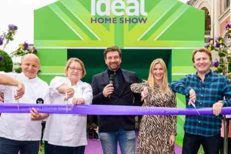 The Ideal Home Show - Two tickets with a magazine from 27th March To 13th April 2020 - Save 56%