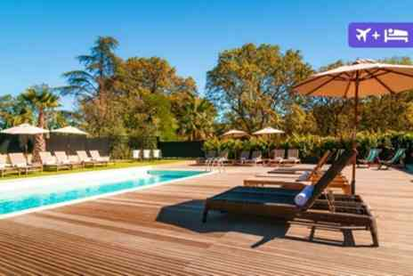 Hotel Spa de Fontcaude - Four Star Stay in the Double Room Swimming Pool - Save 0%