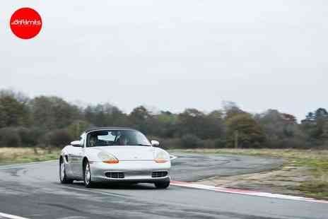 Drift Limits - Young driver session - Save 50%