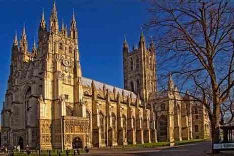 London Country Tours - Private tours to Leeds Castle, Canterbury, White Cliffs of Dover - Save 0%