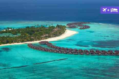 The Sun Siyam Iru Fushi - Five Star Stay in the Deluxe Beach Villa Free Half Board - Save 0%