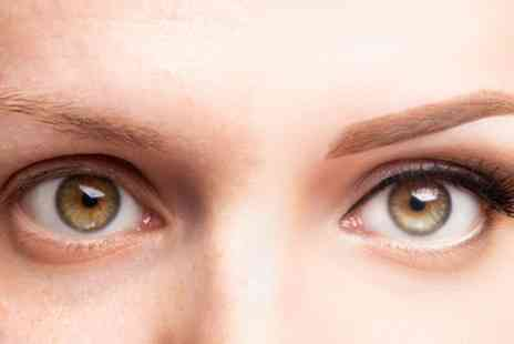 Yorkshire Health and Aesthetics - Eyebrow Microblading with Optional Top Up - Save 59%