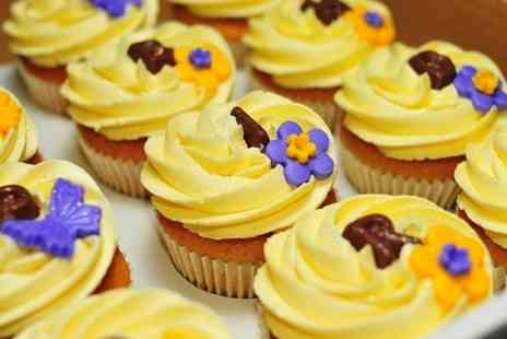 Sugarcups - £15 for a £30 voucher to spend on home-made cupcakes from Sugarcups, in London and Surrey � save 50%