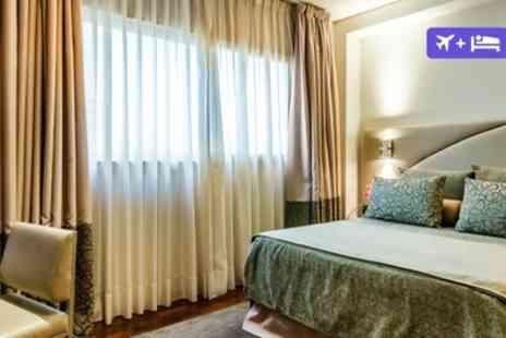 Sansi Diputacio - Four Star Stay in the Standard Double Room City centre - Save 0%