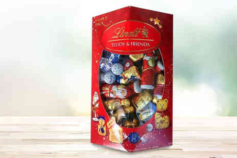 Euro Coffee Pods - Lindt Teddy and Friends 400g family pack - Save 57%
