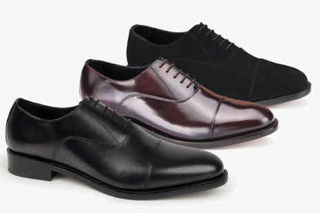Samuel Windsor - Pair of Oxford shoes - Save 0%