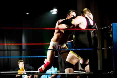 LDN Wrestling - General Admission tickets from 18th January To 29th April 2020 - Save 56%