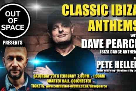 Classic Ibiza Anthems - One general admission ticket from 29th February - Save 30%