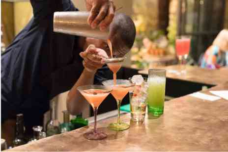 La Goccia - Cocktail Masterclass and Aperitivo for Two - Save 0%