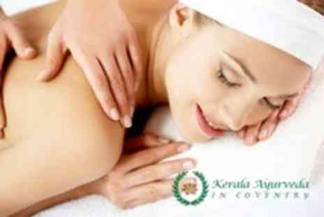Kerala Ayurveda - Traditional Full Body Massage With Unisex Herbal Facial, Plus Optional Steam Bath - Save 71%