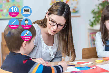 New Skills Academy - Accredited EYFS teaching diploma - Save 81%
