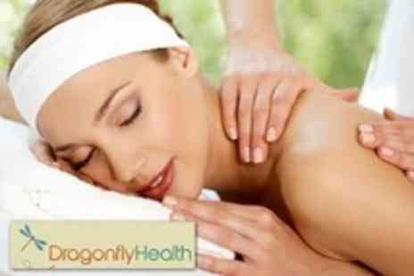 Dragonfly Health - Choice of One Hour Massage Such as Deep Tissue - Save 62%