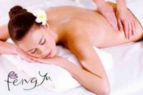 Feng Yu - 45 Minute Massage Plus Reflexology Treatment - Save 60%