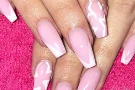 CGH Nails - Gel Hands, Feet or Both or Acrylic Nails - Save 40%