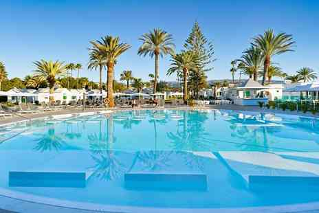 Travel Center - Four Star Escape with a three, four, five or seven nights getaway to Gran Canaria Now with the ability to choose your flight - Save 0%