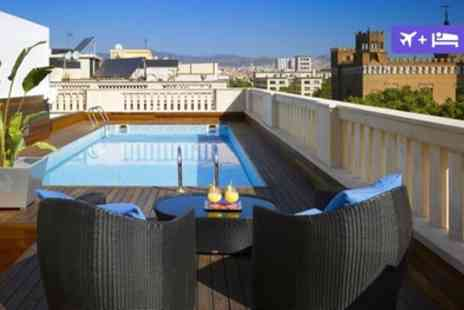K Plus K Hotel Picasso El Born - Four Star Stay in the Classic Room Rooftop swimming pool - Save 0%