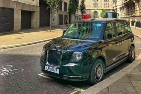 Toms Taxi Tour - Private London Electric Black Cab Airport Transfer - Save 0%