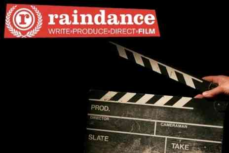 Raindance Film School - Film Making Course on Choice of Dates - Save 67%