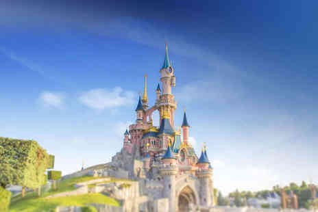 Weekender Breaks - Two nights Disneyland Paris break with return Eurostar and one day park ticket - Save 29%
