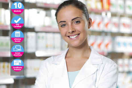 New Skills Academy - Accredited pharmacy assistant diploma course - Save 84%