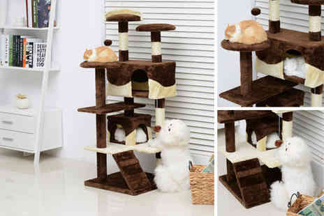 Mhstar - Cat tree house - Save 55%