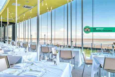 The Midland - Four Star Overnight Morecambe retreat for two people with breakfast and Prosecco - Save 36%