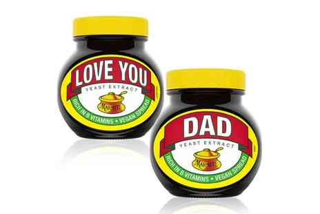 Avant Garde - Pack of two Marmite jars Choose your option - Save 64%