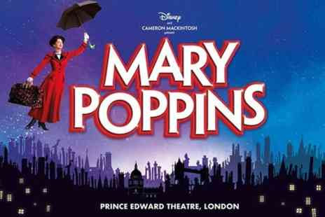 Encore Tickets - Mary Poppins in London - Save 0%