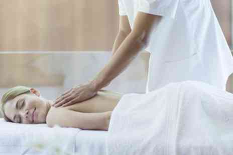 Beauty Parlour Glasgow - One Hour Swedish Massage - Save 50%