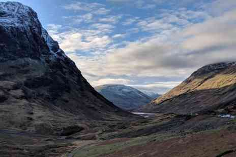 Mini Mack Tours - Highlands Private One Day Tour of Scotland - Save 0%