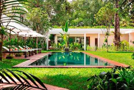 FCC Angkor by Avani Hotels & Resorts - Five Star Chic Decor in Former Royal Residence for two - Save 74%