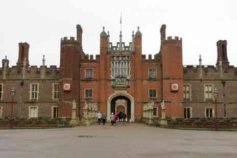 The Visit London - Windsor Castle and Hampton Court Palace, Private Tour for up to 8 travellers - Save 0%