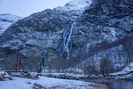 Omega Guiding - Steall Falls Guided Hike - Save 0%