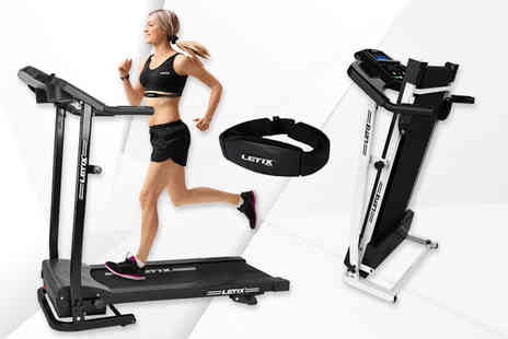 Eve Motion - Speedrunner PRO treadmill with pulse belt and Bluetooth Choose between two colours - Save 0%