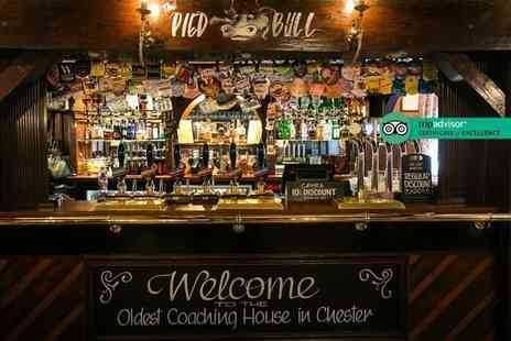 Pied Bull - Microbrewery tour, beer tasting and lunch for two people - Save 67%