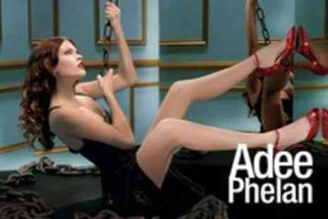 Adee Phelan Salon - High Fashion Photo Shoot For Two With Makeover and Prints Plus Hairstyling Products - Save 91%