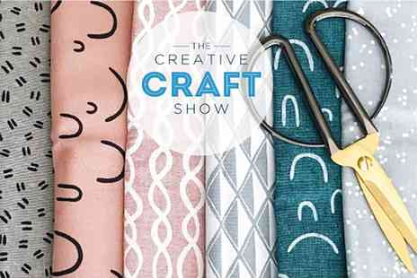 ICHF Events - Two tickets to the Creative Craft Show - Save 50%