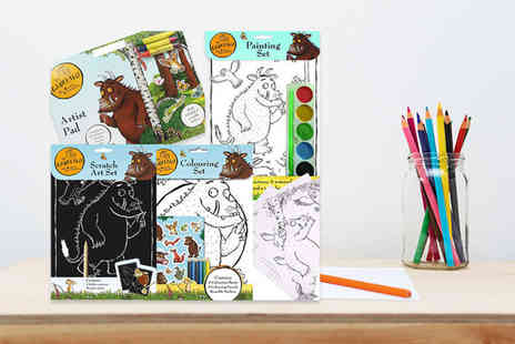 Direct2public - The Gruffalo art and craft set - Save 78%