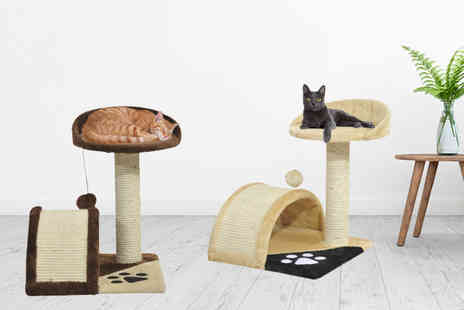 Mhstar - Cat tree scratching post - Save 43%
