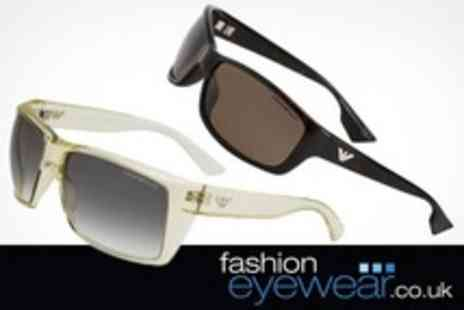 Fashion Eyewear - Armani Sunglasses - Save 63%