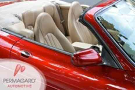 Permagard & Car Valeting Cardiff - Full Valet - Save 63%