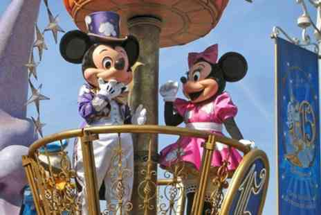 Disneyland Break with Park Tickets - Two To Four Nights at a Choice of Hotels with Return Flights and One Day One Park Ticket - Save 0%