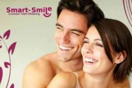 Smart Smile - Teeth Whitening For One - Save 83%
