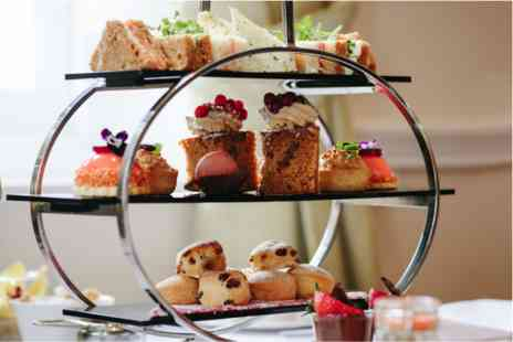 Oakley Hall Hotel - Afternoon Tea for Two - Save 0%