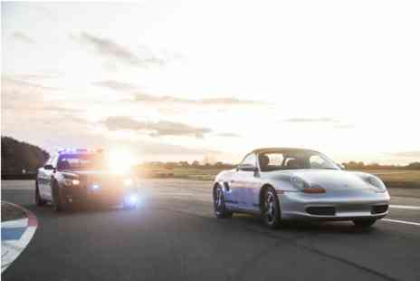 Virgin Experience Days - Porsche Boxster Police Pursuit Experience - Save 0%