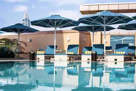 Pullman Jumeirah Lakes Towers - Five Star Ideally Located City Stay with Exciting Included Excursions - Save 69%